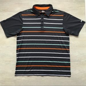 Slazenger Striped Polo